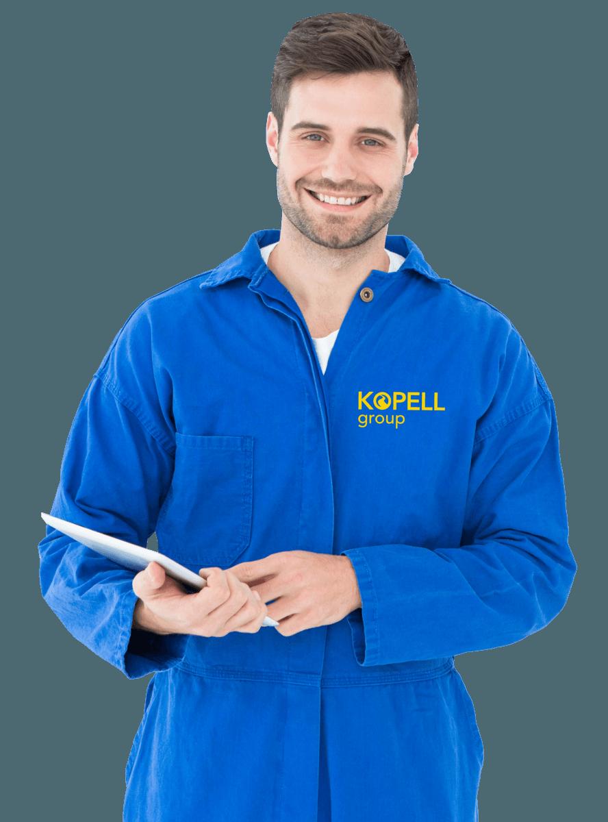 תיקון מכונות כביסה | שירותי טכנאי מכונות כביסה 24/7 | 6465* Electro Kopell
